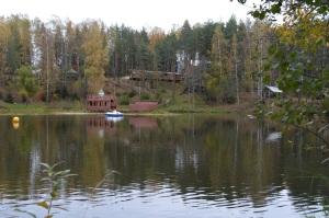 Озеро Изумрудноев Тосково