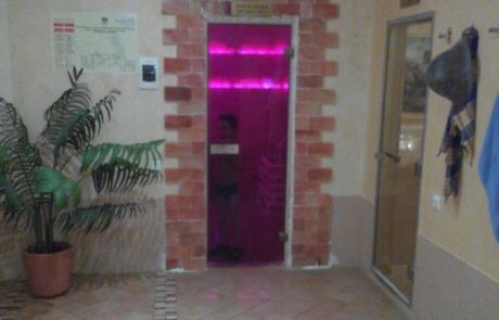 соляная пещера гранд петергоф спа отель отзыв