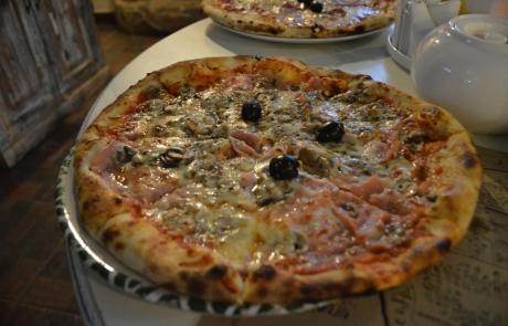 Пицца-Море интерьер