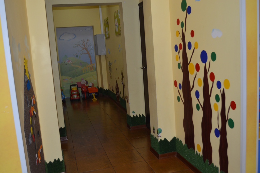 чудодомик коридор фото