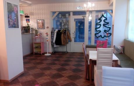 Интерьер кафе Сказкин фотографии фото